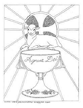 64 best images about pray learn the mass on pinterest for Catholic mass coloring pages