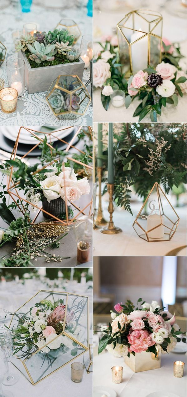 20 Breathtaking Wedding Centerpiece Ideas For Spring 2020