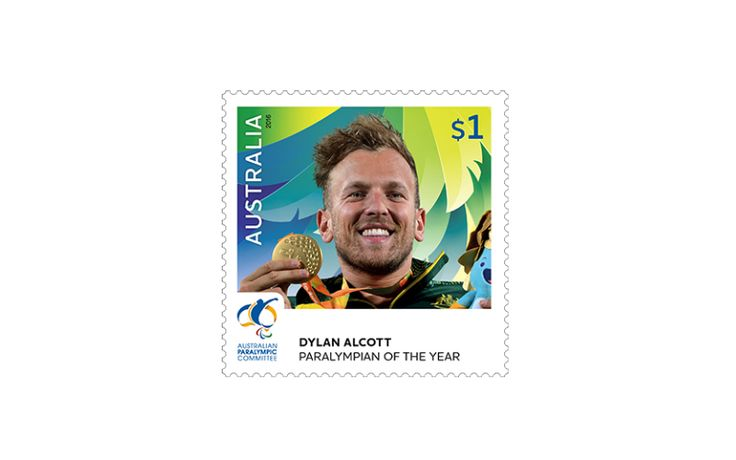 COLLECTORZPEDIA Dylan Alcott - Paralympian of the Year