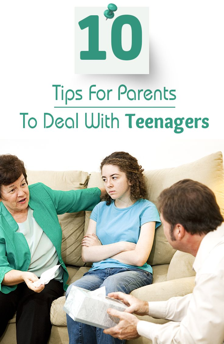 Parenting skill for teen