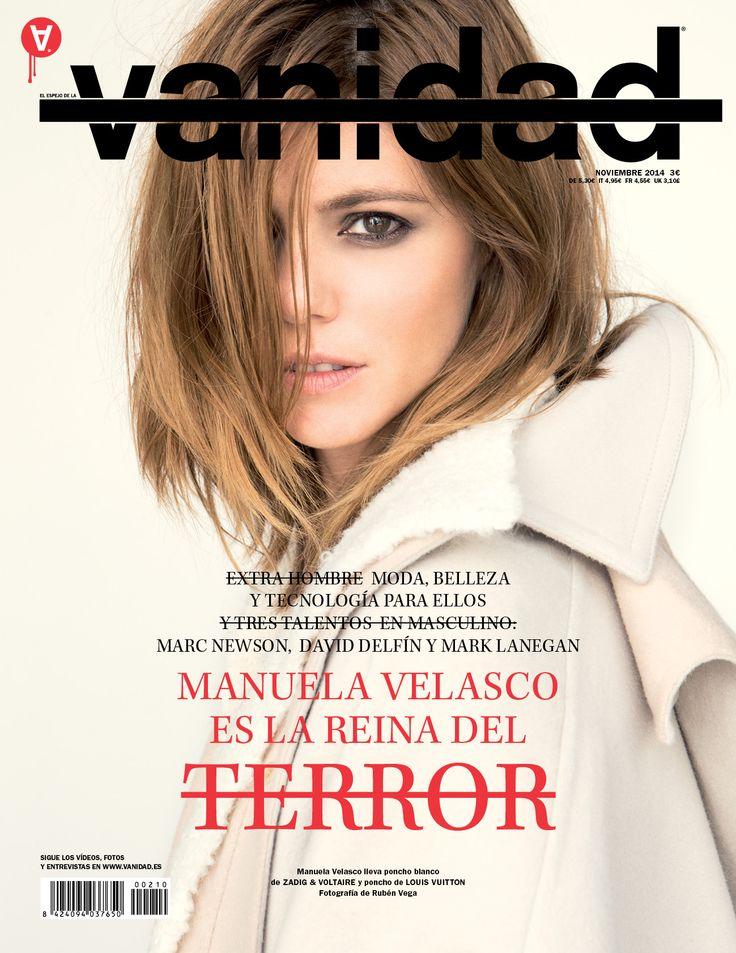 Portada Vanidad Noviembre ya a la venta!  http://www.vanidad.es/