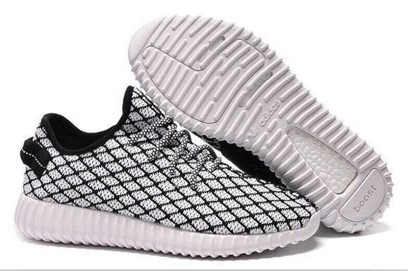Free Shipping Only 69$ Kanye West Adidas Yeezy 350 Boost Low Wolf Grey Black White