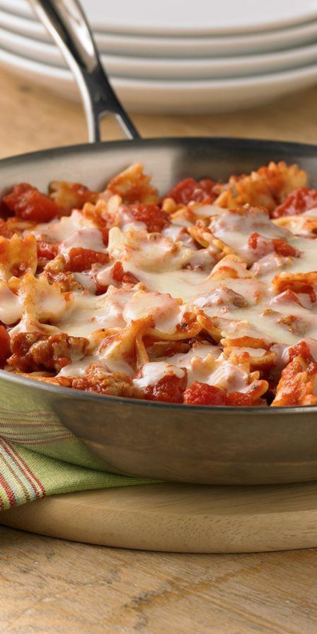 stovetop lasagna skillet lasagna cooked pasta eat pasta pasta dishes ...