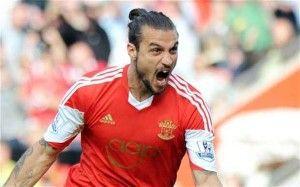 Southampton-Manchester City 1-1. Il video del gol di Osvaldo.
