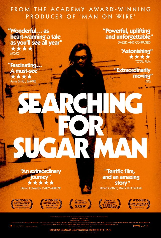 SEARCHING FOR SUGARMAN: Brings Rodriguez's incredible life story and music to a new audience