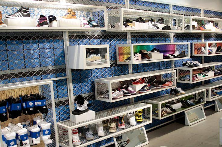 Adiddas Original store