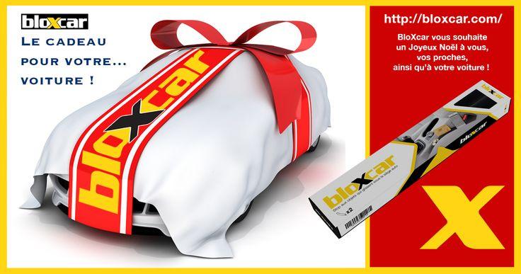 BloXcar le cadeau ultra utile livré chez vous pour 9,90€ !  http://bloxcar.com/
