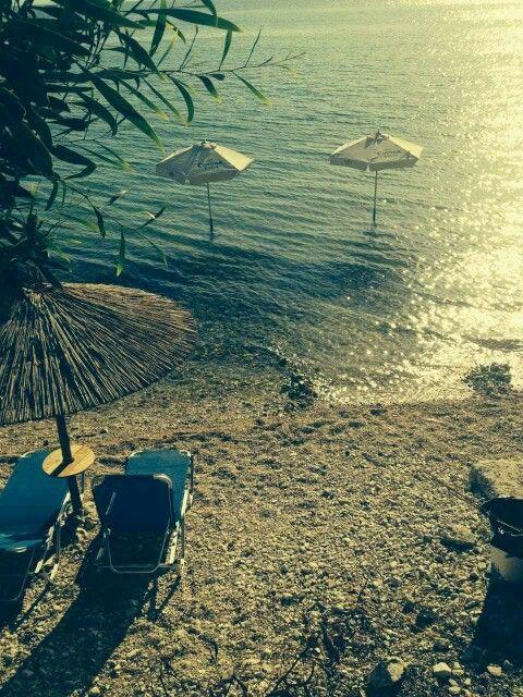 #beach#summer#paleros#greece#only#summer!