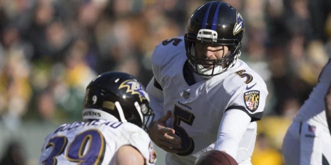 Monday Night Match Up: Texans at Ravens – GET MORE SPORTS
