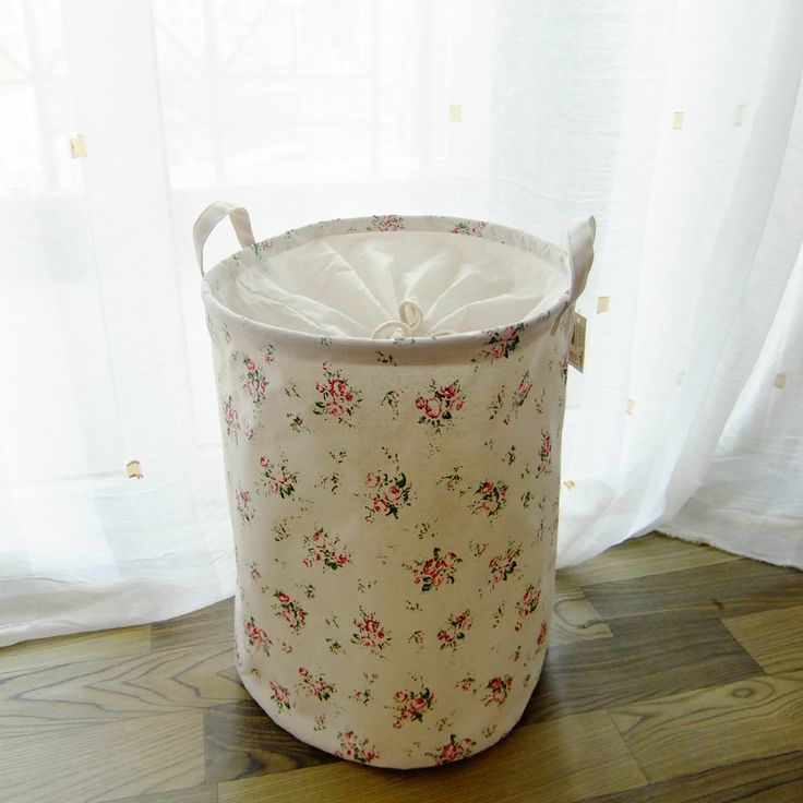 Extra large dirty clothes storage basket fluid storage bucket fabric tote storage basket box US $12.49