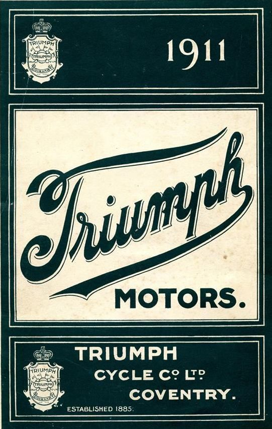LOVE Them Triumph's !!!
