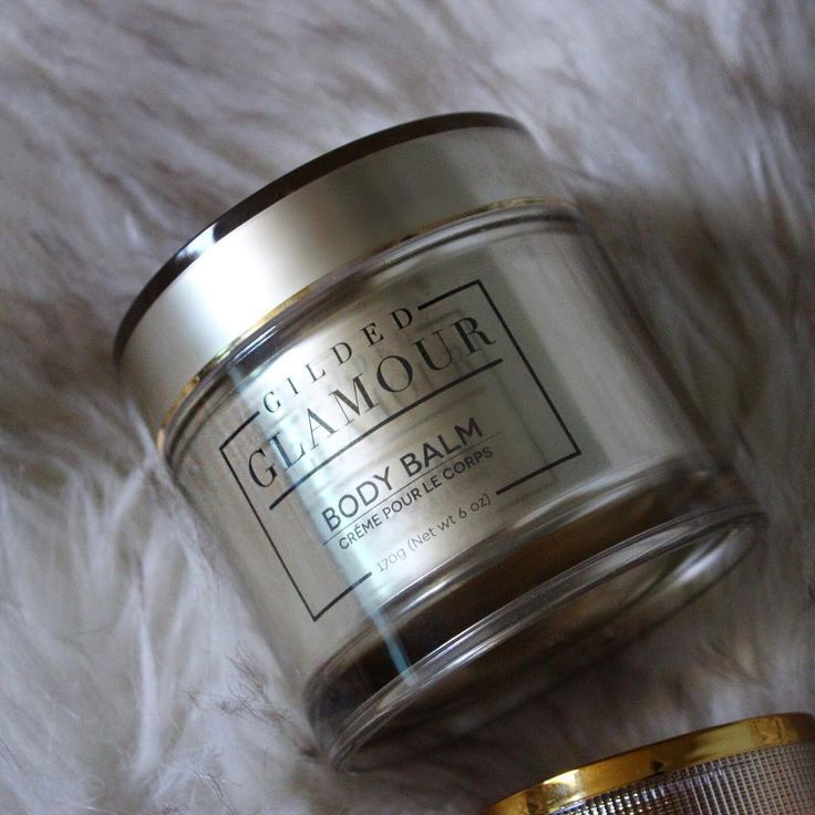 #DYK: #GildedGlamour Body Balm contains Glycolic, Lactic and Pyruvic Acids combined with nourishing fruit oils for a superior exfoliation and ultra-hydration experience.