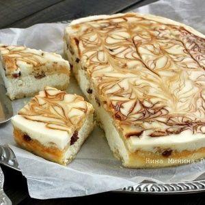 Творожное пирожное – улу…
