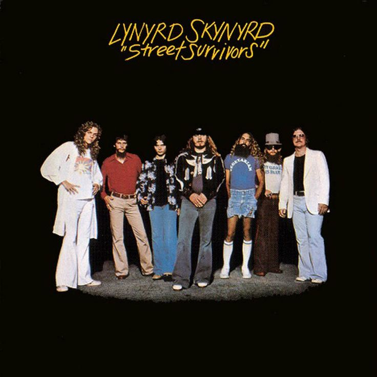 "Lynyrd Skynyrd Album Covers | Lynyrd Skynyrd ""Street Survivors"" Album Cover Change After Plane ..."