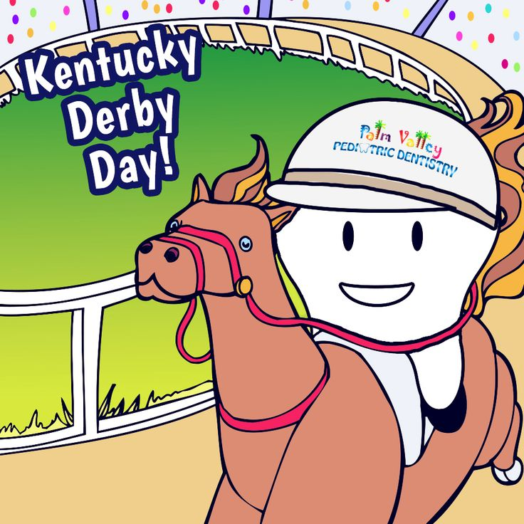 Attending University of Louisville in Louisville Kentucky, Dr. Olga has became a big fan of Kentucky Derby 🐎! Happy 😊 Kentucky Derby 🐎 Day!   Palm Valley Pediatric Dentistry No Cavity Club www.pvpd.com #pvpd #kid #child #children #sweettooth #baby #smile #dentist #pediatricdentist #goodyear #avondale #surprise #phoenix #litchfieldpark #verrado #dentalcare #kidsdentistavondale #childrendentistavondale #pch #nocavityclub #dino #dinodental #dinodentalchair