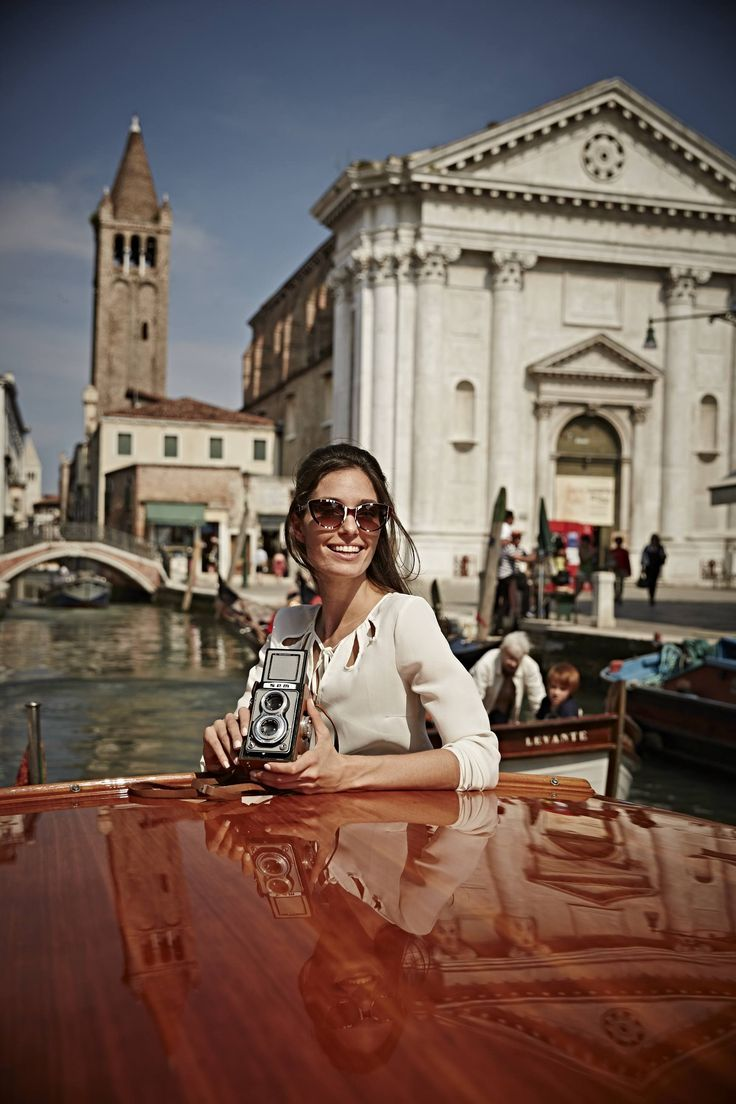 Weave through the streets and see iconic movie scenes come alive with our Venice on Film tour