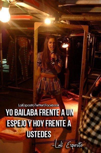 Lali Esposito @laliespos