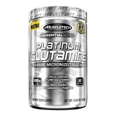 Muscletech Platinum %100 Glutamin 300 g
