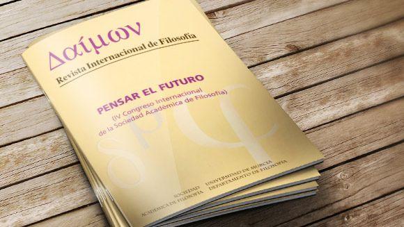 25 aniversario de Daimon, la revista de la Facultad de Filosofía http://edit.um.es/campusdigital/daimon-la-revista-de-filosofia-de-la-universidad-de-murcia-cumple-25-anos/