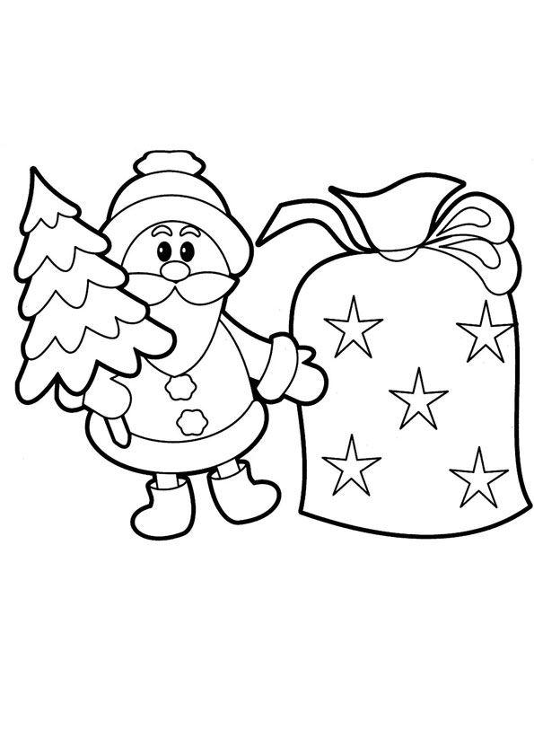 Christmas Coloring Page Printable Christmas Coloring Pages Christmas Coloring Pages Coloring Pages