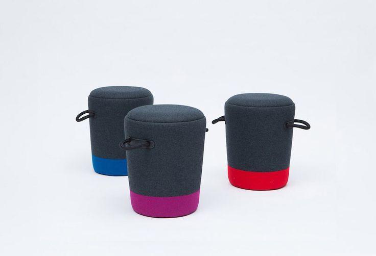 tim webber design duffel stool