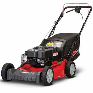 #Snapper SP100 775ex Series 175cc Rear Wheel Drive Electric #Mower review covering pros, cons, features and consumer benefits for home owners and landscapers. Great model, professional grade.