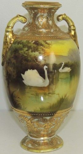 343 Best Images About Hand Painted Nippon On Pinterest