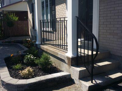 Best Custom Built Wrought Iron Steel Railings Handrails Metal 640 x 480