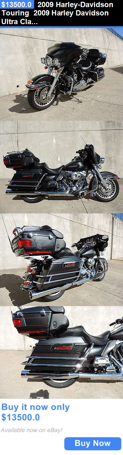 Motorcycles: 2009 Harley-Davidson Touring 2009 Harley Davidson Ultra Classic Clean Title! Many Upgrades! Make An Offer! BUY IT NOW ONLY: $13500.0