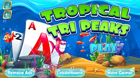 Tri Peaks Solitaire Classic - Android Apps on Google Play