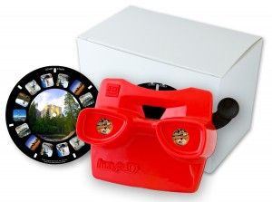 custom viewfinder reels!  This company will put your own photos (and text) on a viewfinder slide.  so cool.