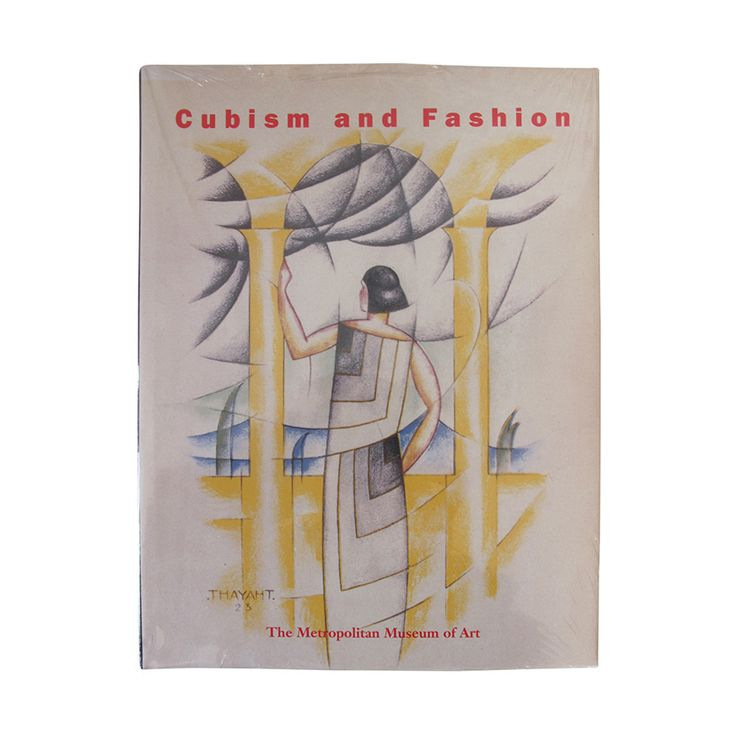 Cubism and Fashion | From a collection of rare vintage fashion at https://www.1stdibs.com/fashion/books/fashion/
