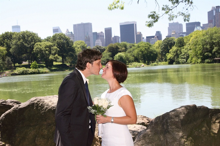 Claire, from Central Park Weddings