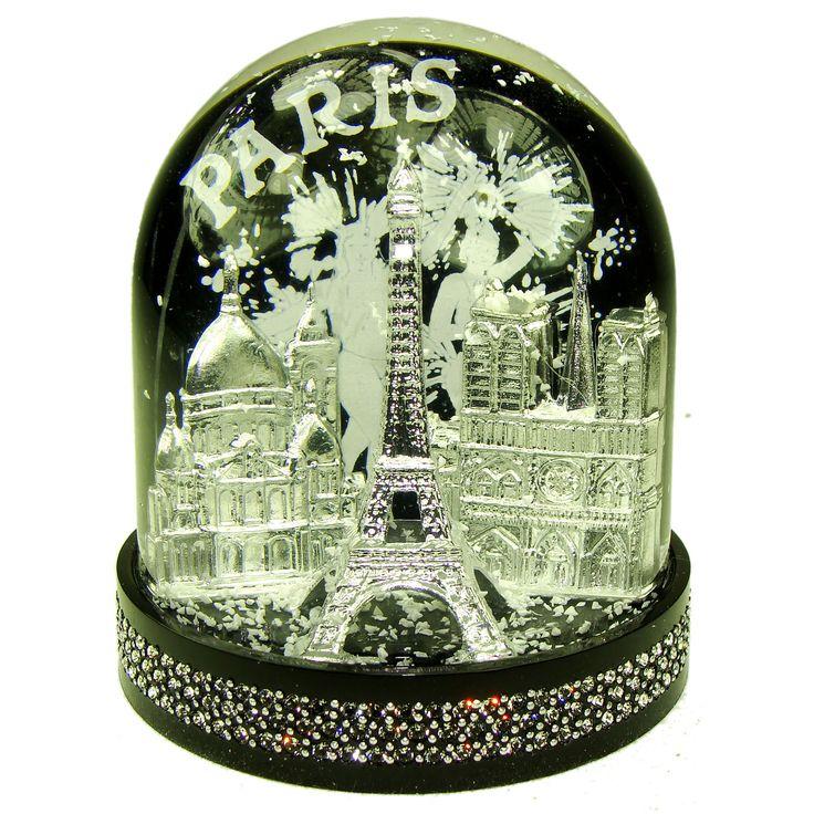 paris snow globe - Google Search