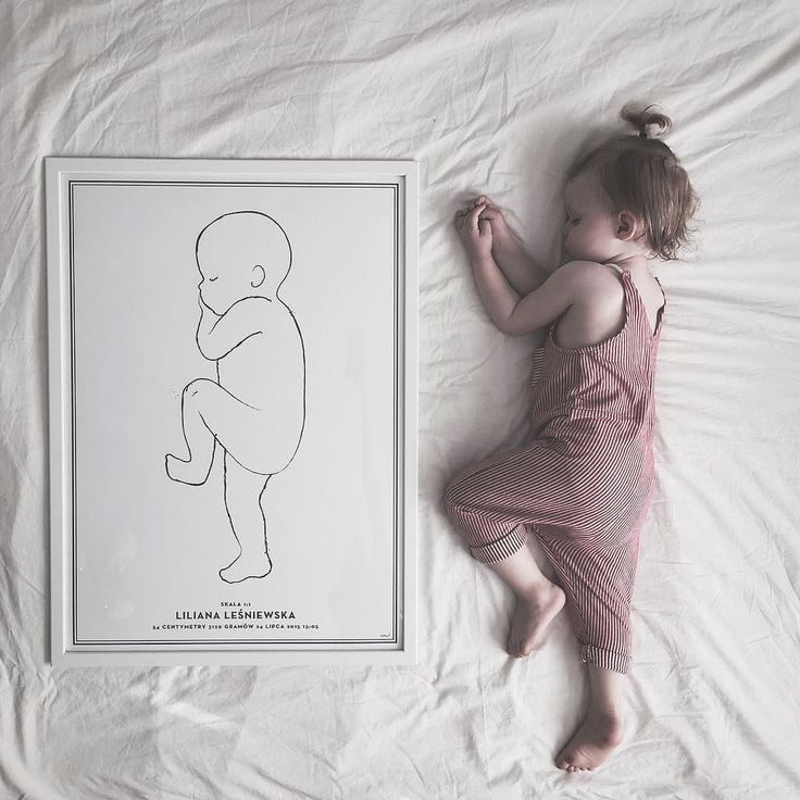 They grow so fast!  Thanks @naallkaa for the lovely photo  #studionatal #birthprint #nordicdeco #scandinavianstyle
