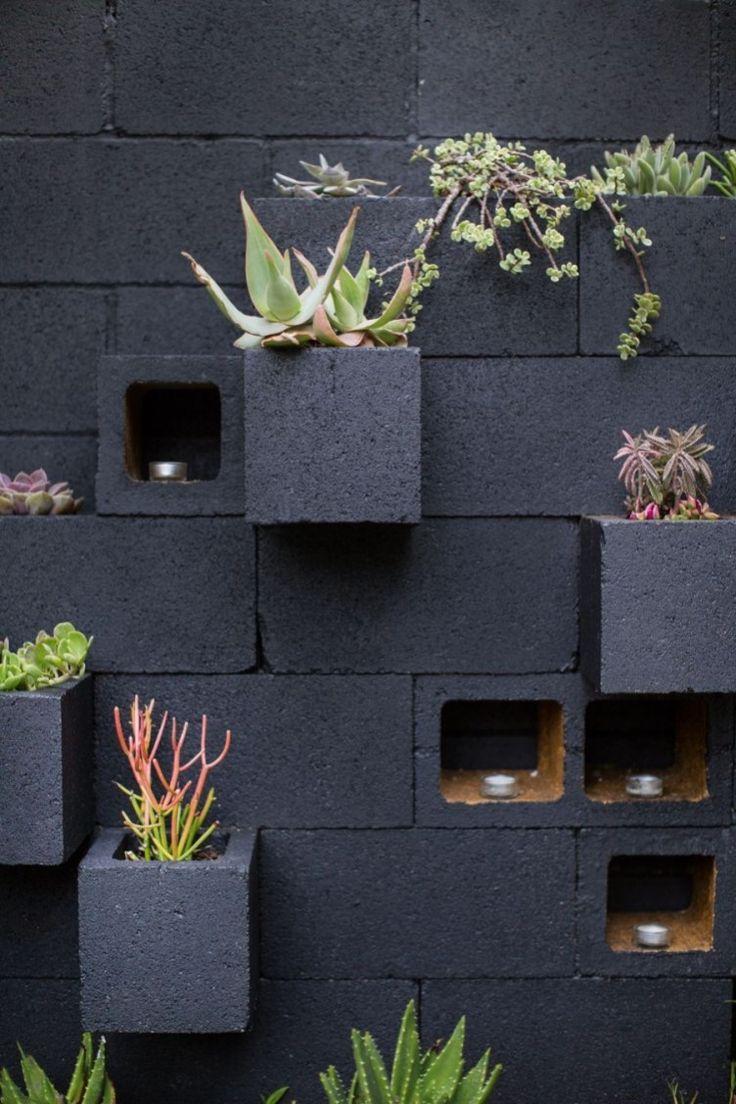 40 fabelhafte moderne Hinterhof-Landschaftsgestaltung-Ideen