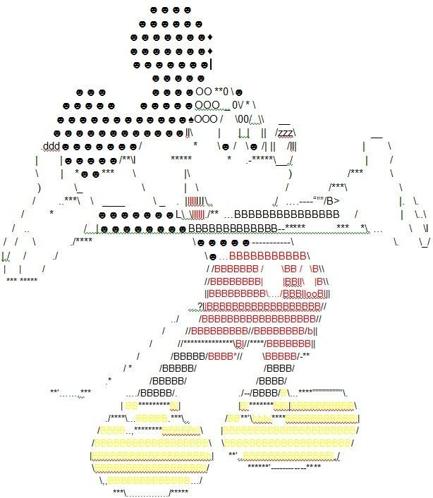 Simple One Line Ascii Art : Best ascii art typewriter images on pinterest