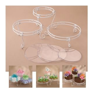 WILTON CAKE AND TREAT DISPLAY STAND