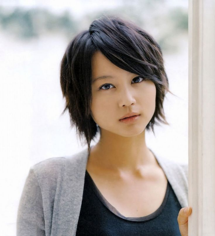 Japanese Short Hairstyles : New Trends Japanese Hairstyles for Women and Men. Japanese Short Hairstyles.