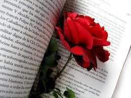 Books and Roses for everybody!