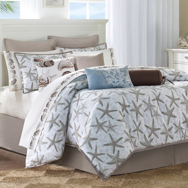 1000+ Images About Beach House Bedding On Pinterest