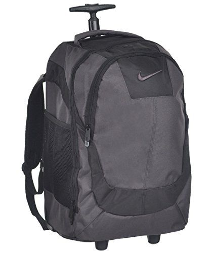 Nike Accessories Rolling Laptop Backpack Anthracite *** Click image to review more details.