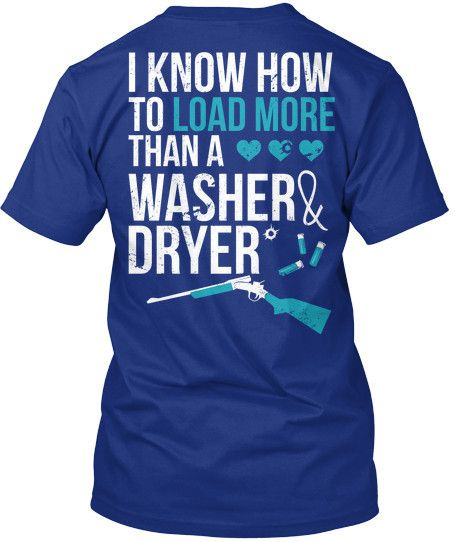 I Know How To Load More Than A Washer And Dryer!! – Cute n' Country