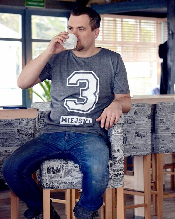 3miejski t-shirt dla każdego 3miejskiego chłopaka!