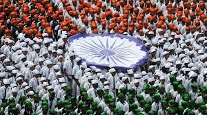 Image result for 26 january republic day hindu muslim unity images