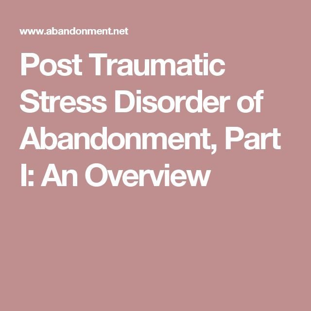 an introduction to the issue of post traumatic stress disorder Post-traumatic stress disorder (ptsd) is an illness that occurs after a trauma in which there is physical harm or the threat of physical harm post.