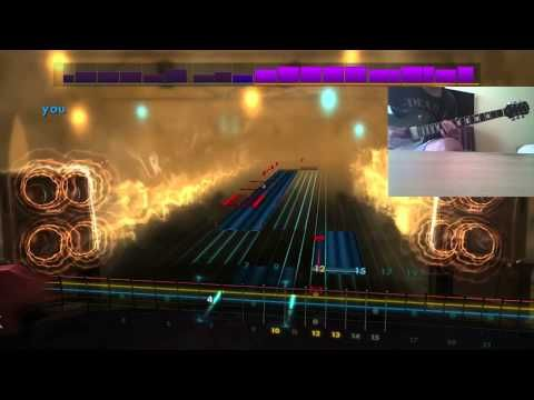 Rocksmith 2014 Custom | The Handler - Muse (Lead Guitar) Rocksmith doing a cover of muse band song Handler ..guitar tutorial program