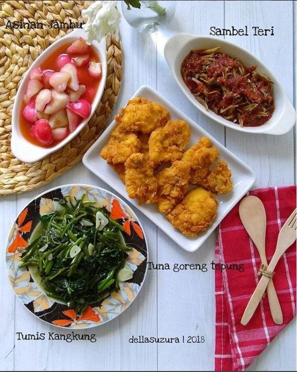 Ide Menu Masakan Rumahan 1 Paket Serba Praktis Masakan Resep Masakan Resep Makanan