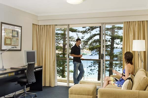 Quest Grand Esplanade Services Apartments Manly