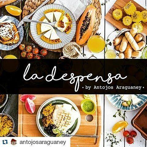 #Repost @antojosaraguaney with @repostapp  Ya no podemos esperar más! Conoce LA DESPENSA by Antojos Araguaney nuestro nuevo lugar en Madrid - C/ Ayala 28 puestos 37-41. A partir de este sábado a las9 ampodrás disfrutar de los mejores productos venezolanos. Acércate! #nuevo #ladespensa #madrid #venezolanosenmadrid #byantojosaraguaney #sabado #comidavenezolana #abrimos Síguenos @ladespensamadrid